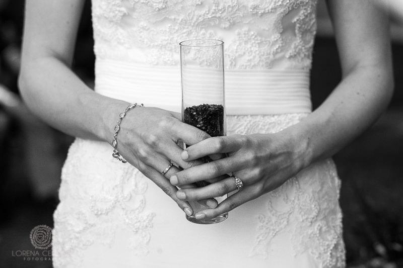 Manos de Novia - Fotografía de boda