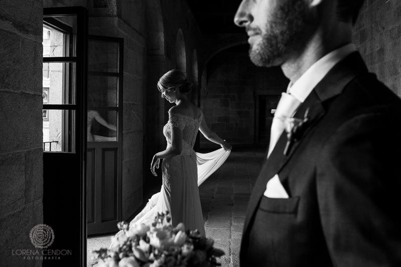 Novia y Novio - Fotografía de boda