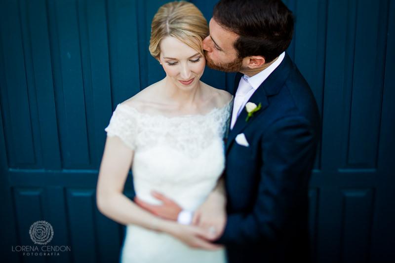 Pareja de Novios - Fotografía de boda