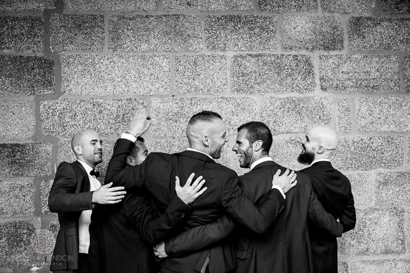 Invitados en una boda - Fotografía de boda