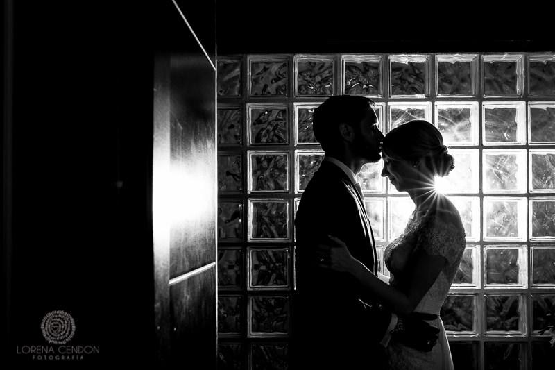 Pareja de Novios - Fotografia de boda