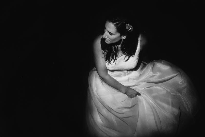 Novia - Fotografía de boda