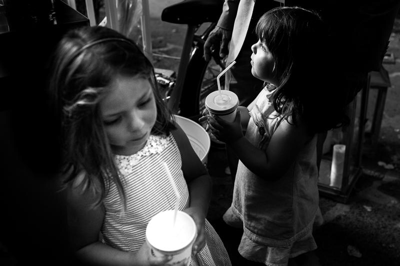 Fotografia de boda en el Pazo de Cores niños