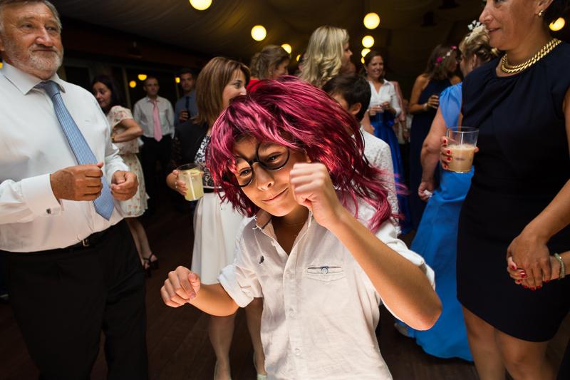 Historia de una boda en Castillo de Soutomaior donde los niños disfrutan en los días de boda