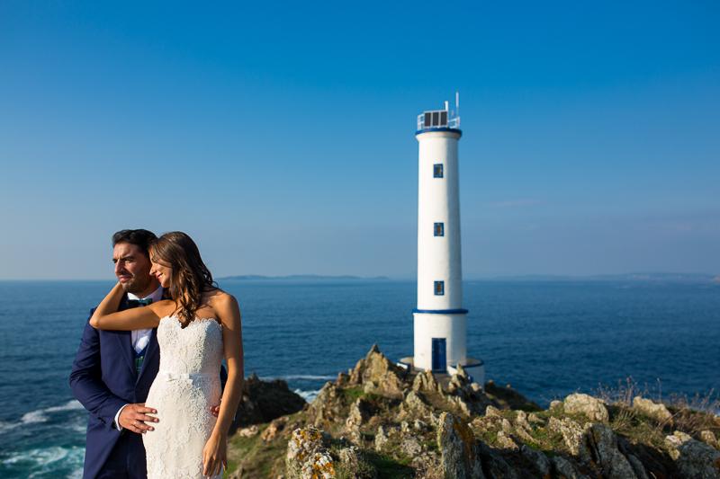 Postboda en cabo home fotografia de boda con novios