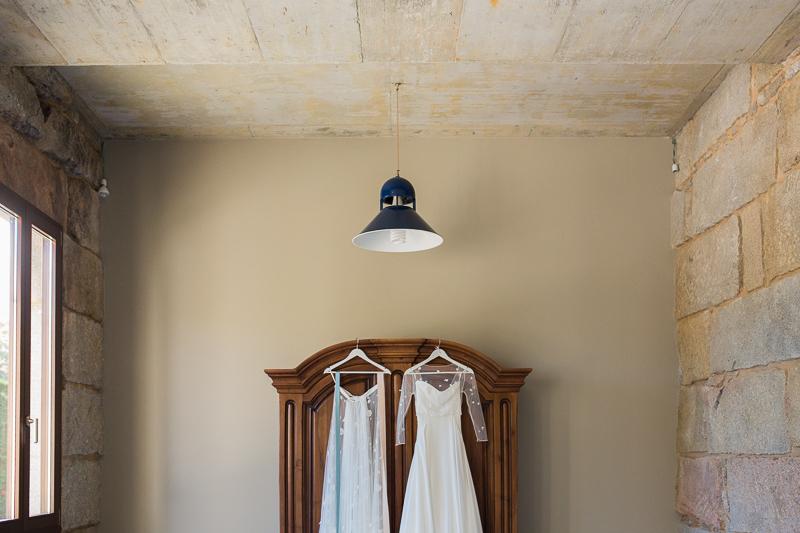 Fotografia de boda Pazo el Castriño vestido de novia de Patricia Melendez Atelier