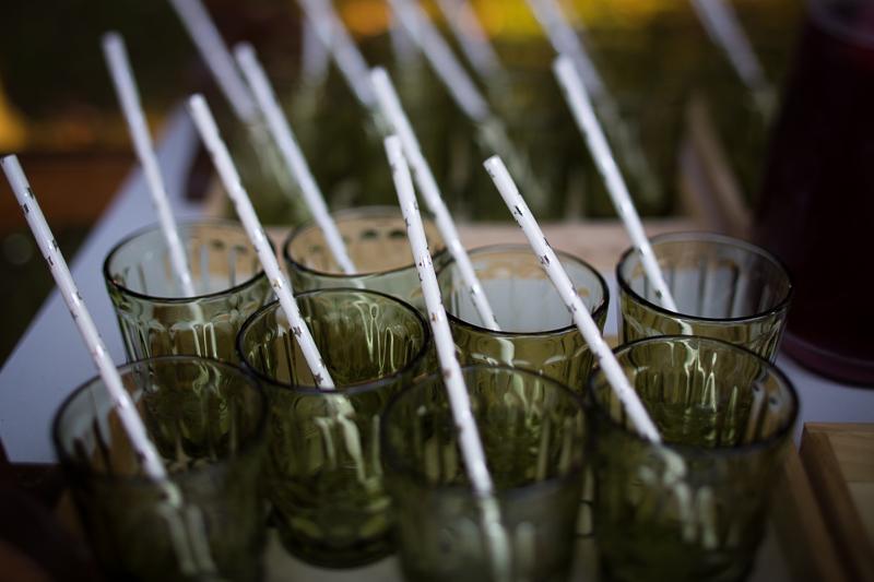 Fotografía de Boda Pazo Torre de Xunqueiras detalle decoración aperitivo