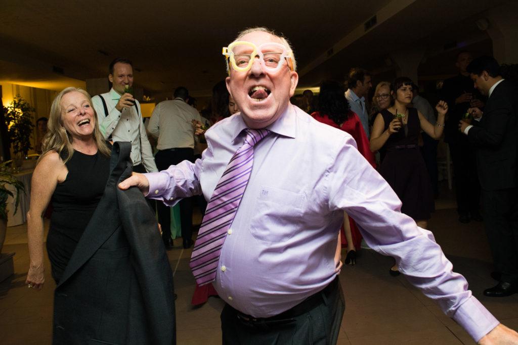 Fotografía de boda Pazo da Touza fiesta